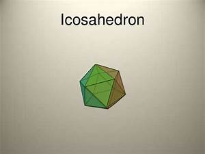 Platonic solids in nature