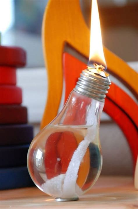 33 ingenious productive and enticing diy with light bulbs