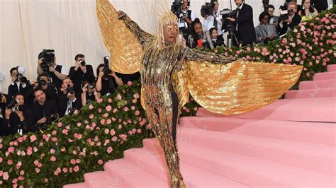 Billy Porter Was Carried Into The Met Gala Like