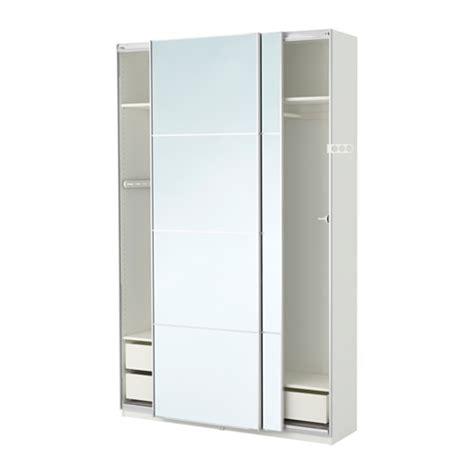 Armoire Profondeur 45 by Pax Garderob 150x44x236 Cm Ikea
