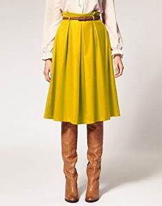 midi skirt Clothing Pinterest