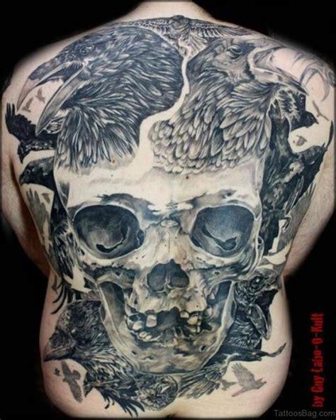 top crow tattoos