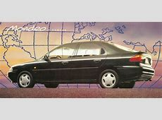 1996 Ford Mondeo brochure