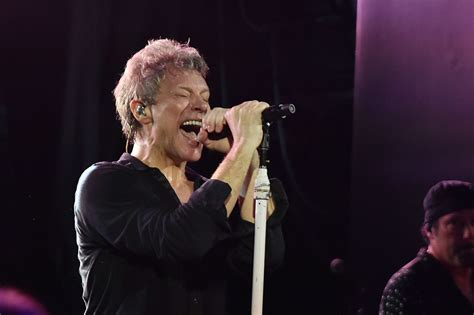 Bon Jovi Working New Music For The Year