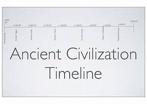 Timeline-of-ancient-Civilization | World History ...