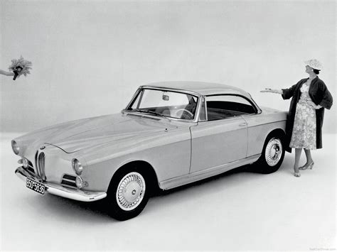 BMW 503 Coupe (1956) picture #08, 1600x1200