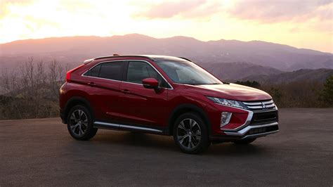 2018 Mitsubishi Eclipse Cross  Top Speed