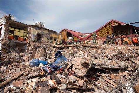 2017 Earthquake Mexico