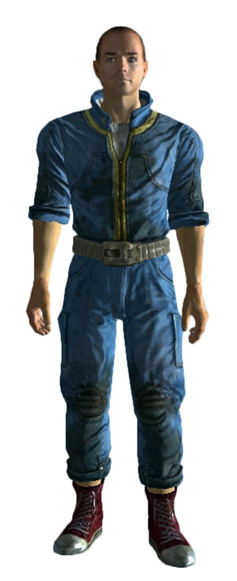fallout 3 jumpsuit image vault 101 utility jumpsuit png fallout wiki