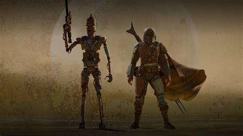The Mandalorian Season 2 Starts On October 30 - Game Informer