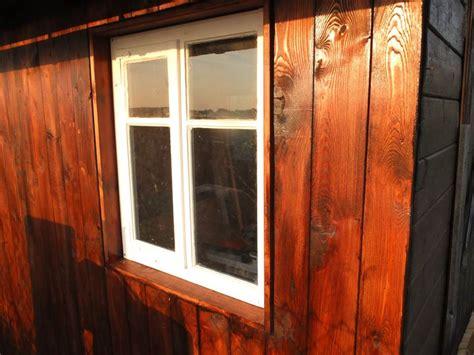 Gewächshaus Fenster Einbauen by Renovierung Der Gartenlaube Teil 3 R 252 Ckwand Erneuern Und