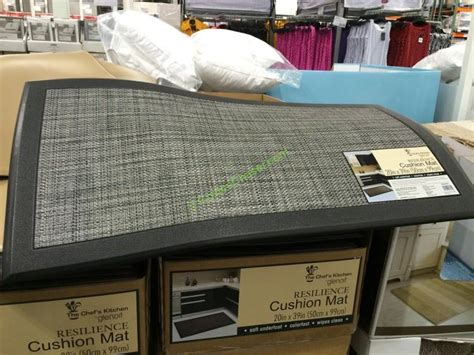 The Chef's Kitchen Resilience Cushion Mat 20″ X 39 ...