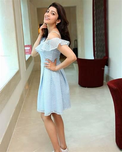 Pranitha Subhash Wallpapers Shoulder