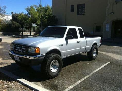 buy   ford ranger xlt extended cab pickup  door