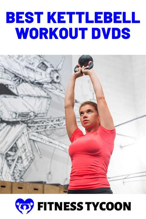 dvd workout kettlebell dvds pilates fitness