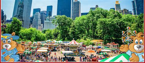 victorian gardens amusement park  york city