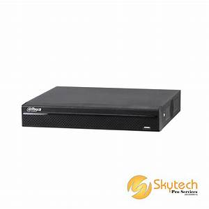 DAHUA 4 CHANNEL HD-CVI DVR DECORDER