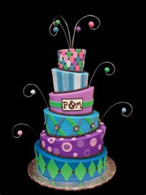 images  topsy turvy cake  pinterest cakes