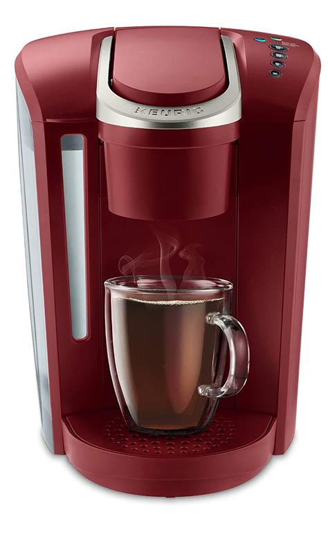 You will encounter them in almost every home and office. Refurbished Keurig K-Select Single-Serve K-Cup Pod Coffee Maker, Vintage Red - Walmart.com ...