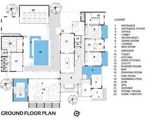 design a floorplan gallery of sachdeva farmhouse spaces architects ka 15