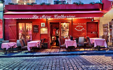 cuisine la exploring the terraces of montmartre at