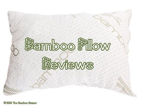 shredded memory foam pillow bamboo pillow reviews a guide to the best eight of 2018