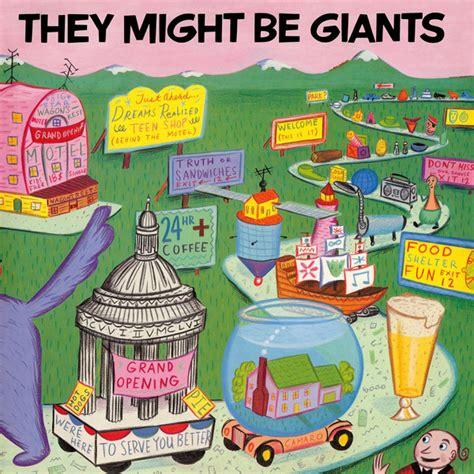 They Might Be Giants - They Might Be Giants at Discogs