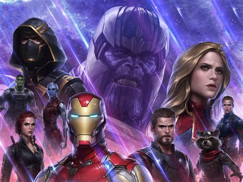 1920x1080 Avengers In Marvel Future Fight 1080P Laptop ...