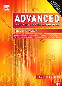 Advanced Electrical Installation Work Fourth Edition By