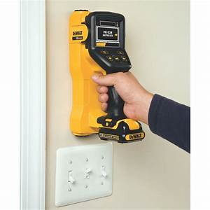 Lithium Ion Hand Held Wall Scanner