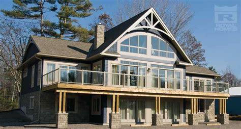 critical factors  building  cottage royal homes