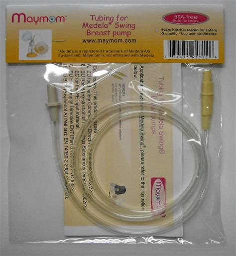 Maymom Replacement Tubing For Medela Swing Breastpump 1pc