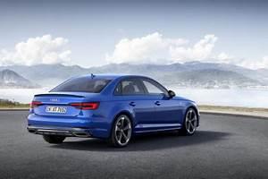 Audi A4 Hybride : audi a4 restyl e 2018 la s line l g rement revue l 39 argus ~ Dallasstarsshop.com Idées de Décoration