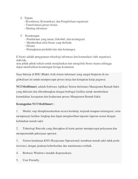 SIM Rizqi Wahyuningsih, Hapzi Ali Penggunaan Teknologi