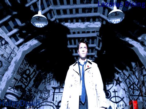 lazarus rising castiel wallpaper  fanpop