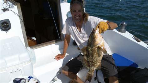 key west grouper mooring field filmstrip
