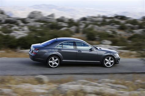 Mercedes S Class Picture by 2007 Mercedes S Class 4matic Picture 157287 Car Review