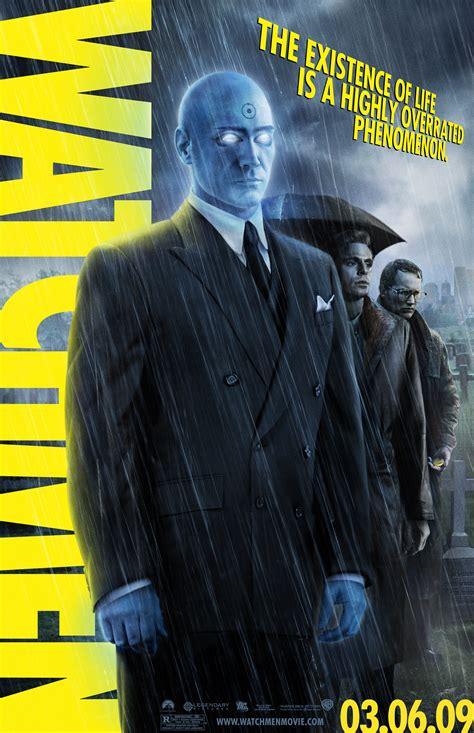 watchmen posters  city  afraid