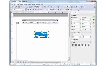 Apache OpenOffice screenshot #1
