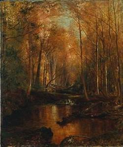 """""""Autumn in the Catskills"""" by Jervis McEntee 