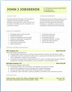 Best Free Professional Resume Templates Download