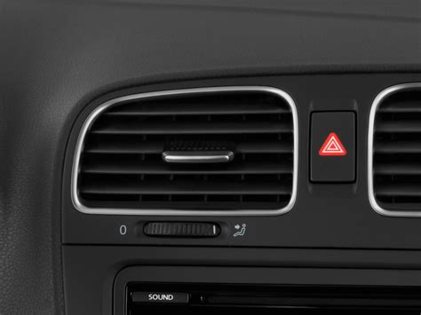 2013 Volkswagen Golf 4-door Hb Auto Pzev Air Vents