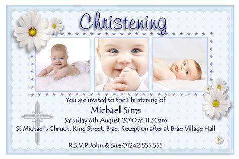 Christening invitation cards : christening invitation