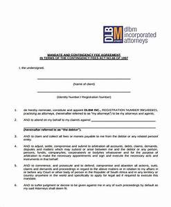 doc600600 sample retainer agreement template retainer With retainer fee agreement template