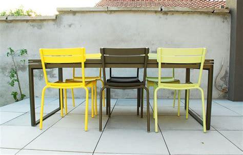 chaise luxembourg fermob soldes les chaises fermob luxembourg au milieu couleur savane retrouvez là sur uaredesign http