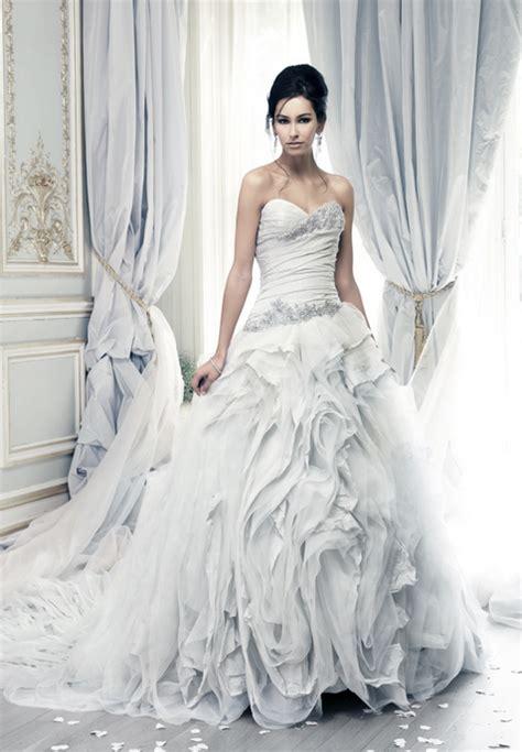 best wedding dress designer the best wedding dress designers of 2015