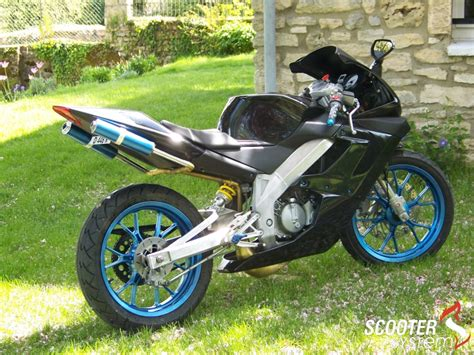 derbi gpr 50 racing green racer