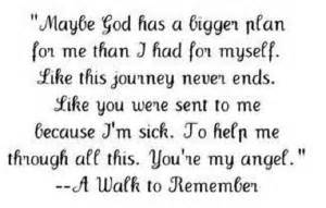 A Walk to Remember Quotes. QuotesGram