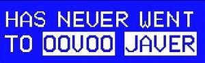 """has never went to oovoo javer"" Stickers by danceallstar"