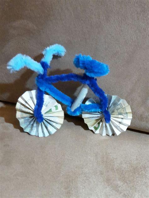 origami fahrrad basteln  blog